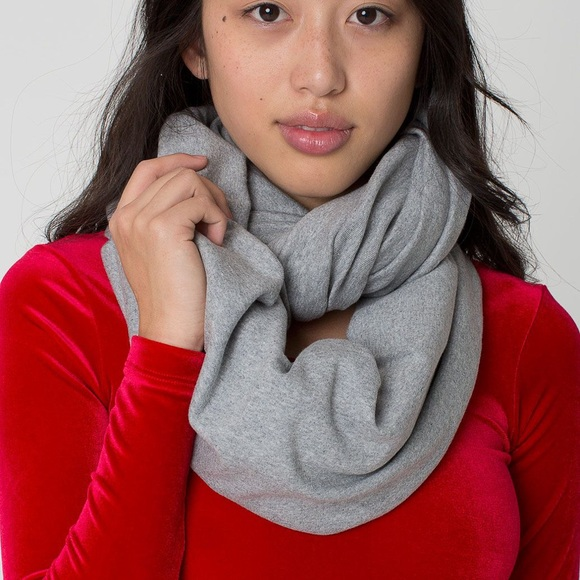 American Apparel Accessories - American Apparel Circle Scarf
